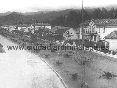 El origen de Ciudad Jardín como barrio