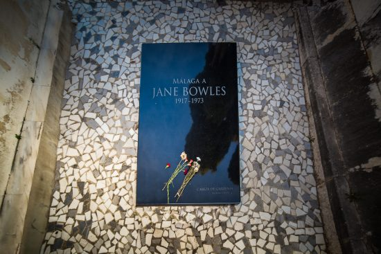 Jane Bowles – Cabeza de Gardenia