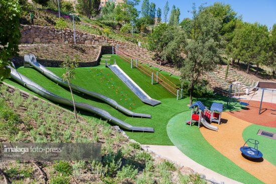 Acueducto de San Telmo – Nuevo Parque Urbano y Lugar de Encuentro Vecinal